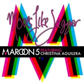 Maroon5 fast. Christina Aguilera - Moves like jagger