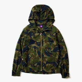 THE NORTH FACE PURPLE LABEL - The North Face Purple Label Spring/Summer 2014 Camo Windbreaker and Button Up