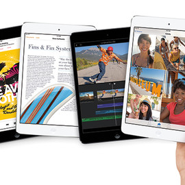 Apple - iPad mini Retina