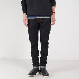 EL CAMINO REAL - Collegiate Denim