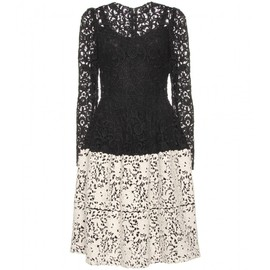 DOLCE&GABBANA - MACRAMÉ DRESS