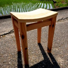 HIPSQUARE - WAVE STOOL 凹