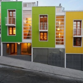 Rearquitectura - Lofts Yungay