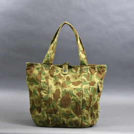 ARTS&CRAFTS - WORKERS / CARRYALL TOTE(HUNTERCAMO)