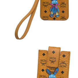 MCM - MCM iPhone case Rabbit