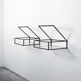 Ron Gilad - Open Box Shelves