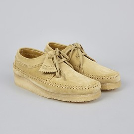 Clarks - Originals Clarks Weaver - Maple Suede