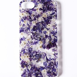 ANREALAGE - iPhone8/7 ACRYLIC FLOWER CASE