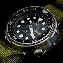 "SEIKO - Professional Diver 300m Quartz 7549-7010 ""Tuna Can"""