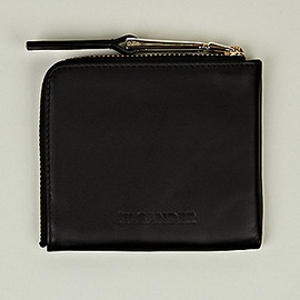 JIL SANDER - Wallet in Black