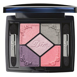 Dior - 5 Couleurs Trianon Eyeshadow Palette  Limited Edition No.954 Pink Pompadour