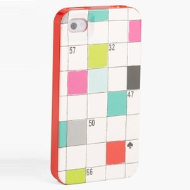 kate spade NEW YORK - iPhone5 Case (Crossword)