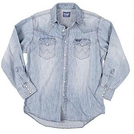 Wrangler - Denim Shirts