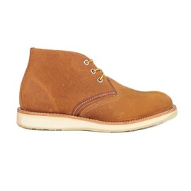 red wing - chukka orange suede RED WING CHUKKA ORANGE SUEDE | PSYCHE 30% SALE