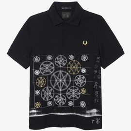 Fred Perry - Fred Perry X Jamie Reid Polo Shirt