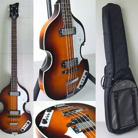 Hofner Paul McCartney Limited Edition Jubilee Union Jack Bass