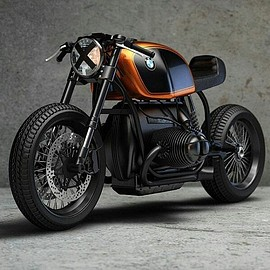 BMW - R Cafe Racer