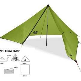 Nemo - Transform Tarp