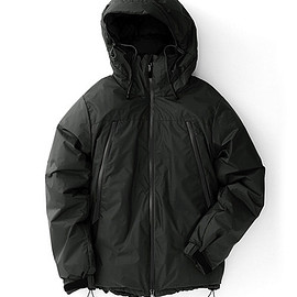 AURORA 3LAYER DOWN BLOUSON 2014