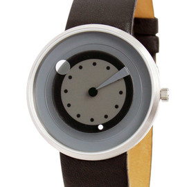 Daniel Will-Harris - Twilight Perisphere Watch – Fade to Black and Back