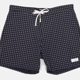Saturdays - Polka Dot Boardshort
