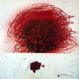 Cy Twombly - Yvon Lambert Collection poster
