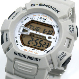 CASIO - G-SHOCK Mudman