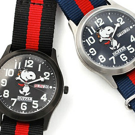 The Duffer of St. George -  'Snoopy' Military Watch