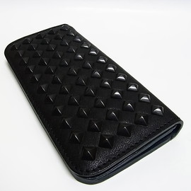 THE UNION - THE COLOR / THE STUDS WALLET BLACK
