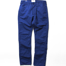 nanamica - 5 Pockets Triple Stitch Pants