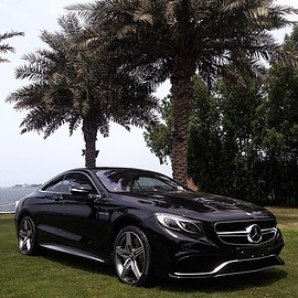 Mercedes-Benz - S65 AMG coupé