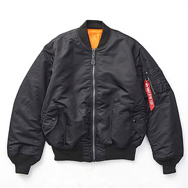 ALPHA INDUSTRIES - MA-1 (U.S.SIZE)