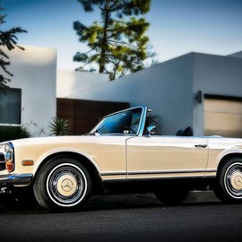 Mercedes-Benz - 1971 280SL