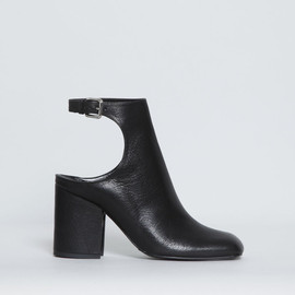 JIL SANDER - Square Toe Boot