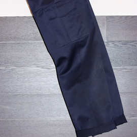 VINTAGE - 1990-2000s British Royal Navy's work trousers