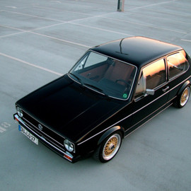 VolksWagen - golf 1