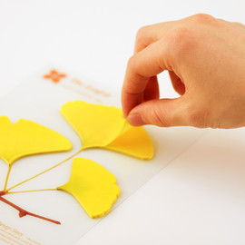appree - gingko adhesive stickers