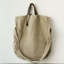 Mormyrus - hemp 2way tote