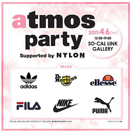 SO-CAL LINK GALLERY - atmos pink party