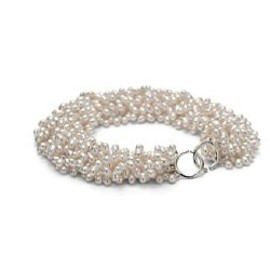 TIFFANY&Co. - Paloma Picasso torsade  Cultured freshwater pearls