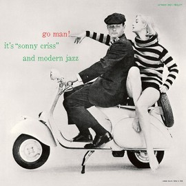 Sonny Criss - go man!