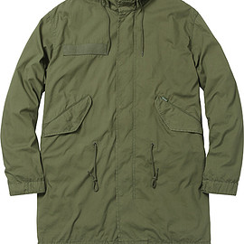 Supreme - Fishtail Parka