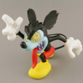 MEDICOM TOY - ミッキーマウス MICKEY MOUSE(RUNAWAY BRAIN - COLOR ver. ヴァイナルコレクティブル ドールズ Special No.48