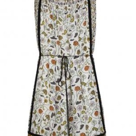 PROENZA SCHOULER - Smocked Floral Dress