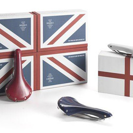 BROOKS - BROOKS UNION JACK Swallow 2012 Limited Edition