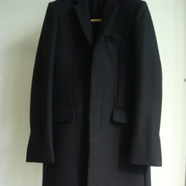 BALENCIAGA - Chesterfield coat