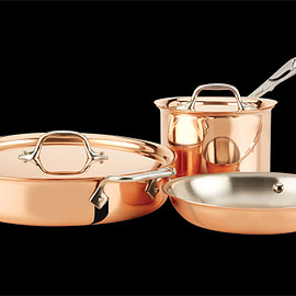 ALL-CLAD - Copper clad collection