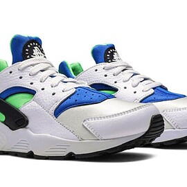 "Nike - Air Huarache ""Scream Green"""