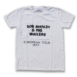 PEEL&LIFT - EUROPEAN TOUR 1977 TEE white