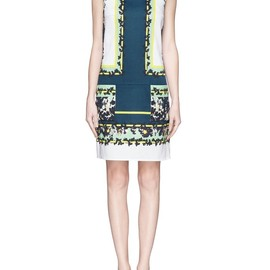 ERDEM - Frula floral print dress